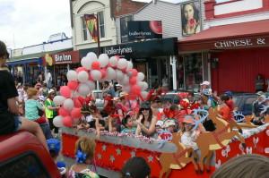 Feilding Christmas Parade