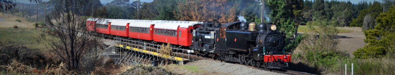 Feilding and District Steam Rail Society Inc